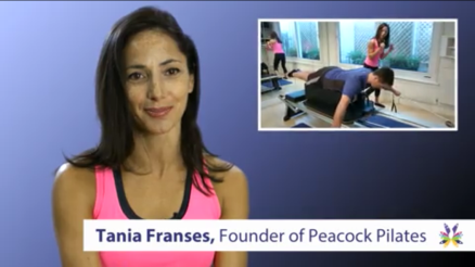 Meet Tania Franses, Founder of Peacock Pilates