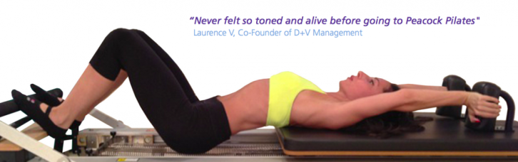 At Peacock Pilates we will work with you to transform your body