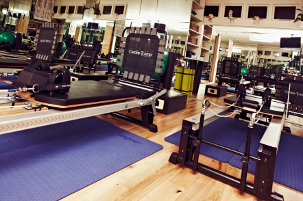 Get private or 2-on-1 pilates sessions in our exclusive pilates studio