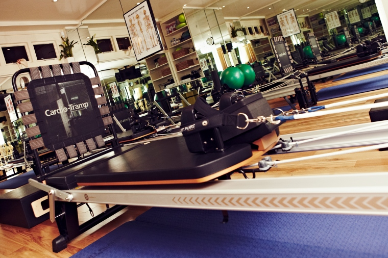 The Peacock Pilates Studio is an exclusive boutique studio based in London W2