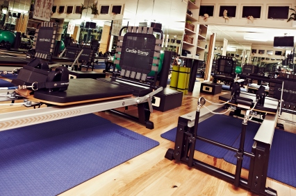 Peacock Pilates London W2 Reformer Studio2 - private and personalised Pilates sessions in London