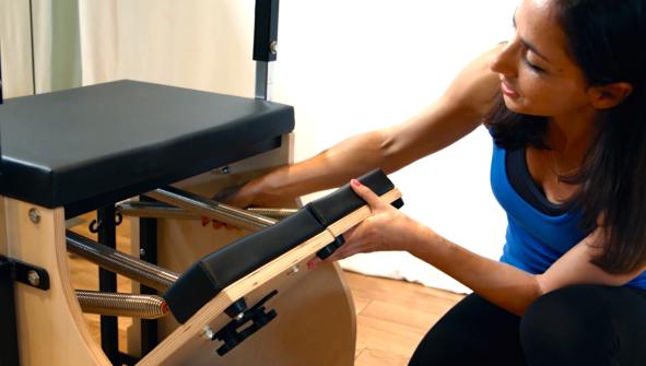 Chair Pilates AKA Stability Chair AKA Wunda Chair