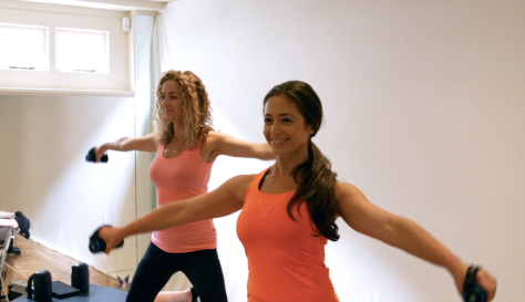 Pilates Reformer Sessions London W2 - Private Pilates Paddington - Peacock Pilates Reformer Studio