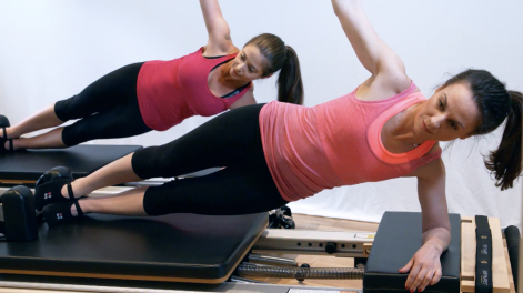 Pilates Reformer Sessions London W2 - Private Pilates Paddington - Peacock Pilates Reformer Studio5
