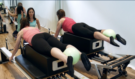 Pilates Reformer Sessions London W2 - Private Pilates Paddington - Peacock Pilates Reformer Studio6