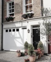 Peacock Pilates London Studio - Exclusive Boutique Reformer Pilates Studio - Conduit Mews London W2 - Outside